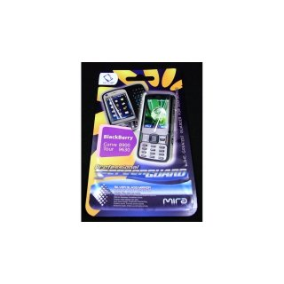 CAPDASE BlackBerry Tour 9600/9630 ScreenGuard mira 「ミラータイプ」 液晶保護フィルム