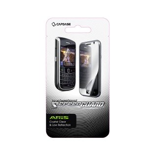 CAPDASE BlackBerry Curve 9380 ScreenGuard ARiS 「光沢タイプ」 液晶保護フィルム