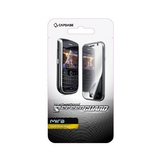 CAPDASE BlackBerry Curve 9380 ScreenGuard Red mira 「レッドミラー」 液晶保護フィルム