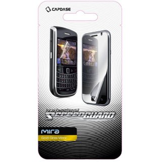 CAPDASE BlackBerry Torch 9800/9810 ScreenGuard gold mira 「ゴールドミラー」 液晶保護フィルム