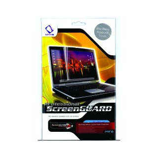 CAPDASE BlackBerry PlayBook/PlayBook 4G LTE ScreenGuard Red mira 「レッドミラー」 液晶保護フィルム