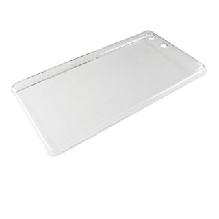 【Xperia M5 クリアーケース】 GauGau Sony Xperia M5 Rear Cover Case  Clear (透明なハードケース)