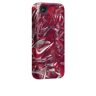 【衝撃に強いデザインケース】 iPhone 4S/4 Hybrid Tough Case, The Carnival of Sins