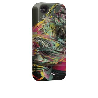 【衝撃に強いデザインケース】 iPhone 4S/4 Hybrid Tough Case, Feral 1