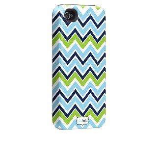 【衝撃に強いデザインケース】 iPhone 4S/4 Hybrid Tough Case, Clairebella - Ziggy