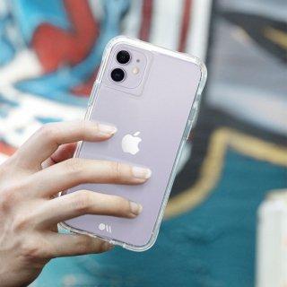 【スリムボディなのに耐衝撃性抜群!】iPhone 11 / 11 Pro / 11 Pro Max Case Tough Clear