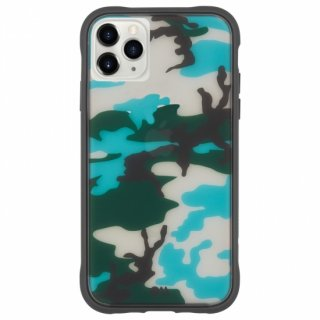 【迷彩柄ケースで周囲に溶け込もう】 iPhone 11 / 11 Pro / 11 Pro Max Case Tough - Camo