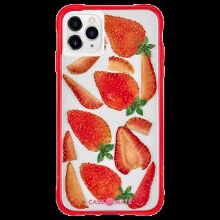 【本物のフルーツが入った、フルーツケース】 iPhone 11 / 11 Pro / 11 Pro Max Case Tough Juice - Summer Berries