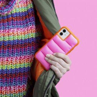 【ストリートファッションのiPhoneケース】 iPhone 11 / 11 Pro / 11 Pro Max Case Puffer - Pink