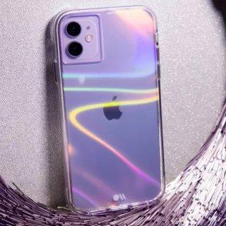 【シャボン玉をイメージした素敵なiPhoneケース】 iPhone 11 / 11 Pro / 11 Pro Max Case Soap Bubble