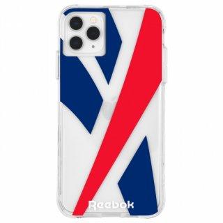 【Reebokコラボ!大胆に2020年の最新ロゴが入ったReebokカラーiPhoneケース】 Oversized Vector 2020 Clear for iPhone