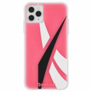 【Reebokコラボ!かわいくておしゃれ、ピンクの2020年の最新ロゴが入ったiPhoneケース】 Oversized Vector 2020 Pink  for iPhone