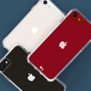 【シンプルな安定感】 iPhone SE(第2世代/2020年発売) / 8 / 7 / 6s / 6 Case  Tough Clear