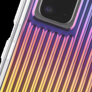 【キラキラと光るイリデセントカラー・握り心地◎】 Samsung Galaxy S20 / S20+ / S20Ultra Tough Groove Iridescent Case