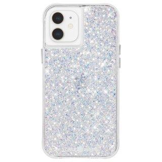 【夜空にきらめく星のように美しい抗菌ケース】iPhone 12 mini Twinkle - Stardust w/ Micropel