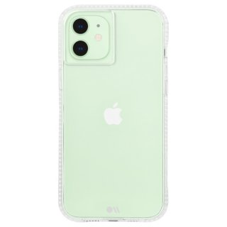 【抗菌コーティングケース】iPhone 12 mini Tough Clear Plus w/ Micropel