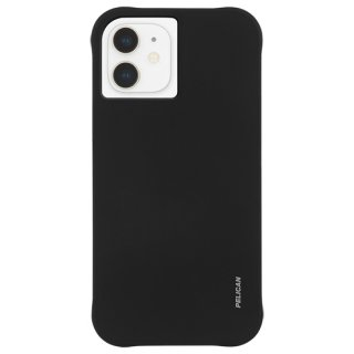 【Pelican × Case-Mate】抗菌ケース iPhone 12 mini Pelican Ranger - Black w/ Micropel