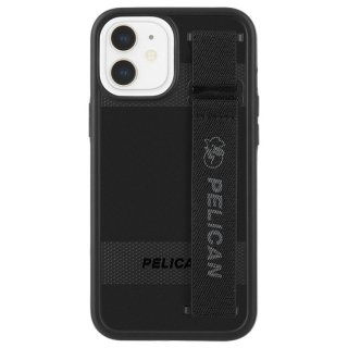 【Pelican × Case-Mate】抗菌ケース iPhone 12 mini Pelican Protector Sling - Black w/ Micropel