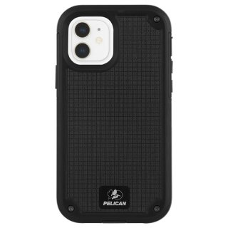 【Pelican × Case-Mate】抗菌ケース iPhone 12 mini Pelican Shield - Black G10 w/ Micropel ホルスターセット