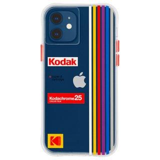 【Kodak × Case-Mate】iPhone 12 mini White Kodachrome Super 8