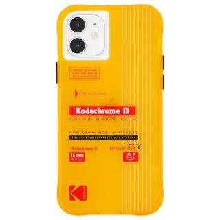 【Kodak × Case-Mate】iPhone 12 mini Vintage Yellow