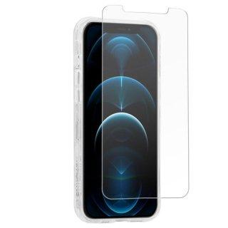 【高品質の抗菌ガラスフィルム】iPhone 12 mini Ultra Glass Screen Protector w/ Micropel