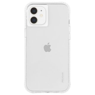 【Pelican × Case-Mate】抗菌ケース iPhone 12 mini Pelican Ranger - Clear w/ Micropel