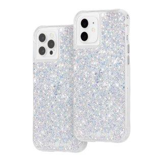 【夜空にきらめく星のように美しい抗菌ケース】iPhone 12 / iPhone 12 Pro Twinkle - Stardust w/ Micropel