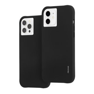 【Pelican × Case-Mate】抗菌ケース iPhone 12 / iPhone 12 Pro Pelican Ranger - Black w/ Micropel