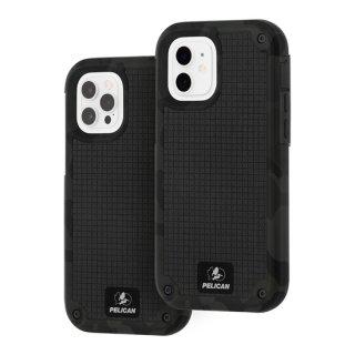 【Pelican × Case-Mate】抗菌ケース iPhone12/iPhone12 Pro Pelican Shield-Camo Green G10 w/Micropel ホルスターセット