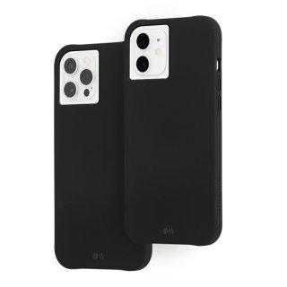 【シンプルでクールなデザイン】iPhone 12 / iPhone 12 Pro Tough - Black