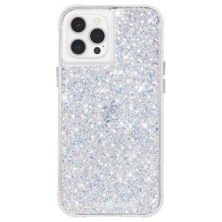 【夜空にきらめく星のような美しい抗菌ケース】iPhone 12 Pro Max Twinkle - Stardust w/ Micropel