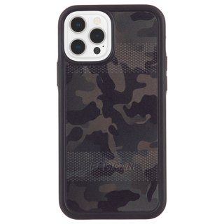 【Pelican × Case-Mate】抗菌ケース iPhone 12 Pro Max Pelican Protector - Camo Green w/ Micropel