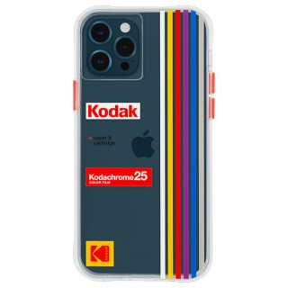 【Kodak × Case-Mate】iPhone 12 Pro Max White Kodachrome Super 8