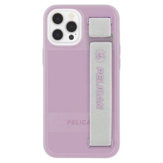 【Pelican × Case-Mate】抗菌ケース iPhone 12 Pro Max Pelican Protector Sling - Mauve Purple w/ Micropel