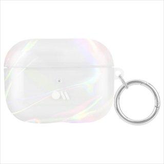 【シャボン玉をイメージした素敵なAirPods Pro用抗菌ケース】 AirPods Pro Soap Bubble - Iridescent