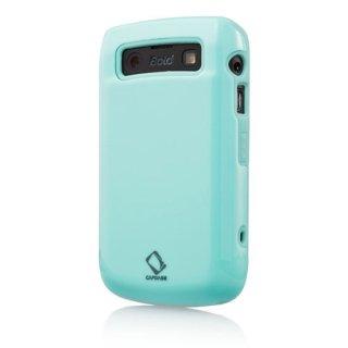 【ハードとソフトの2種の素材を使ったケース】 CAPDASE BlackBerry Bold 9780/9700 Polimor Case  Ice Blue