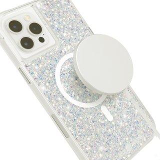 【夜空にきらめく星のように美しいMagSafe®完全対応ケース】iPhone 12 / iPhone 12 Pro Twinkle - Stardust 抗菌仕様
