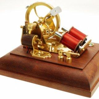 電磁石エンジン/フロマンモーター<br>ツインコイルモデル<p><s>希望小売価格¥53,000</s></p>