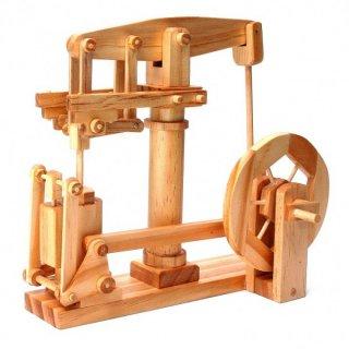ビームエンジン<br>木製からくり組み立てキット
