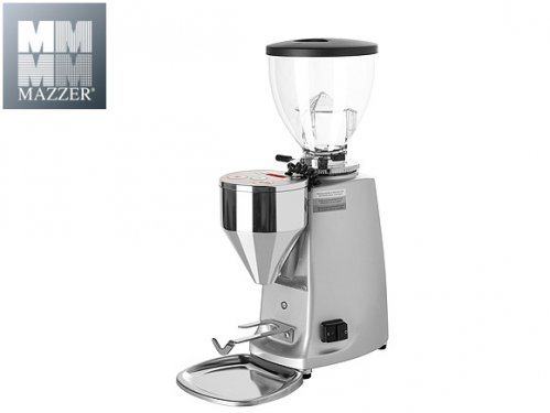 MAZZER(マッツァ)グラインダー MINI - ELECTRONIC(A) アルミノ<img class='new_mark_img2' src='https://img.shop-pro.jp/img/new/icons16.gif' style='border:none;display:inline;margin:0px;padding:0px;width:auto;' />