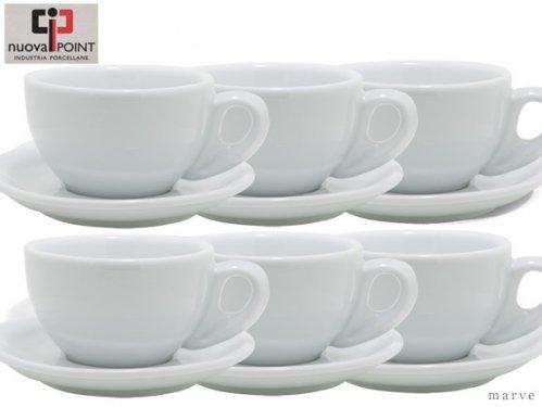 ミルク&スープカップ parerumo(パレルモ) 6客セット
