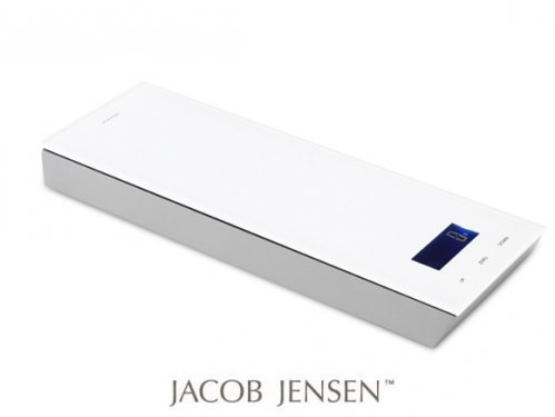 Jacob Jensen(ヤコブ・イェンセン) タイマースケール White