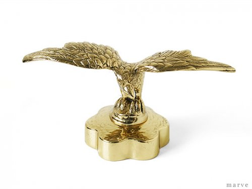 la Pavoni ラ・パボーニ専用 鷲オーナメント 金色