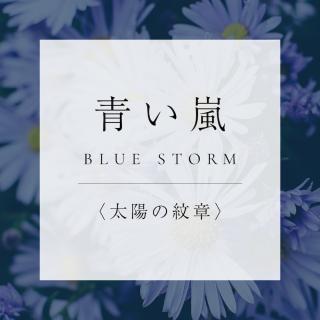 マヤンエッセンス 青い嵐