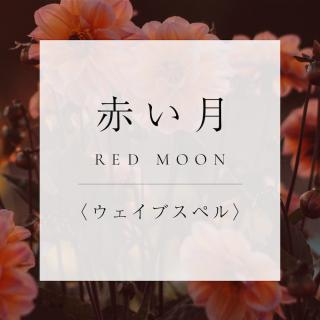 マヤンエッセンス 赤い月 WS