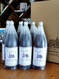 スゥィートワイン1800 6本セット