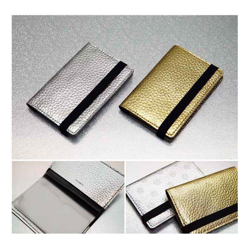 カードケース(10ポケット) ドット柄【ゴールド】LSG09-150GD