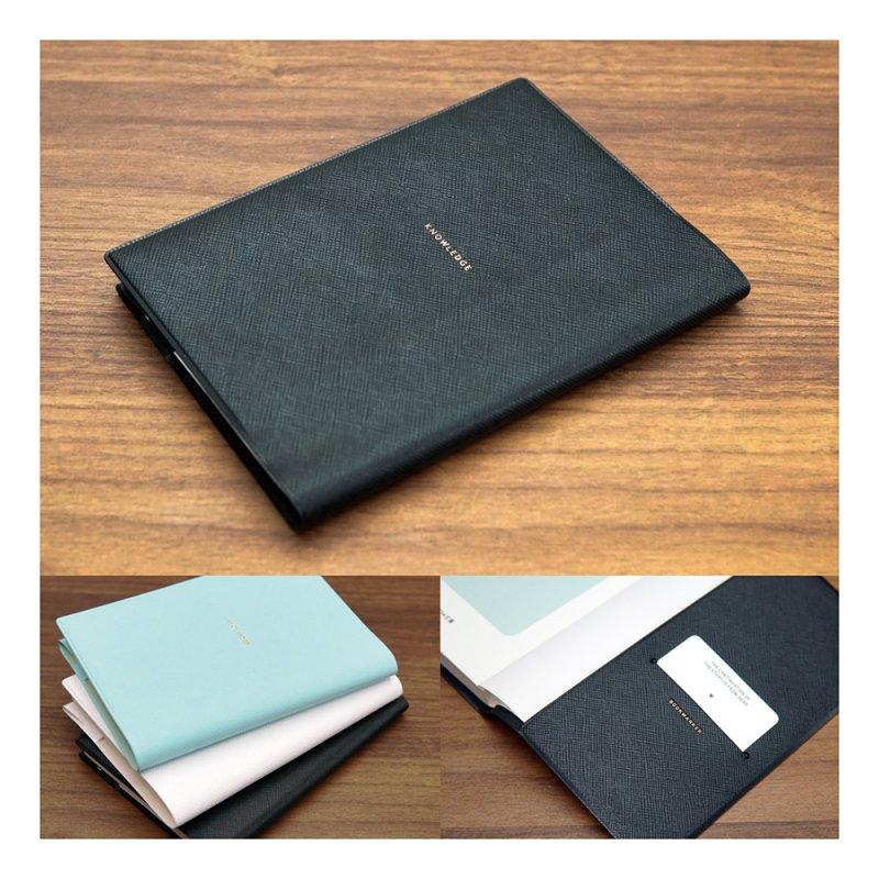 ADELE ブックカバー【ブラック】LBW02-80BK