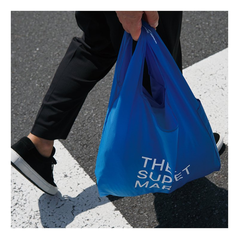 POCKETABLE SHOPPING BAG【ベージュ】LY02-150BE